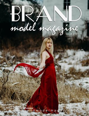 Brand Model Magazine - Issue 41 WINTER