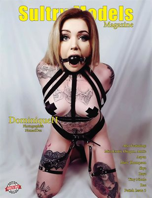 Sultry Models Magazine Fetish Issue 3