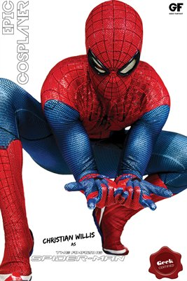 Amazing Spider-Man Cosplay