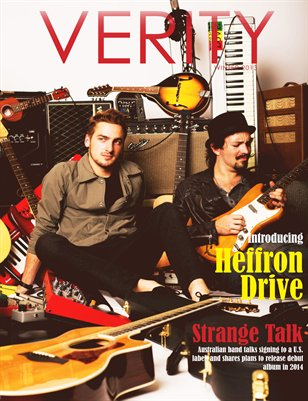 Verity Mag Winter Issue 2013