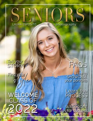 Laura Esposito Photography Senior Guide for the Class of 2022