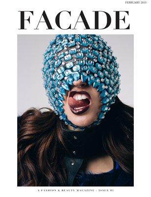 FACADE MAGAZINE - ISSUE 01