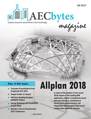 AECbytes Magazine Q4 2017