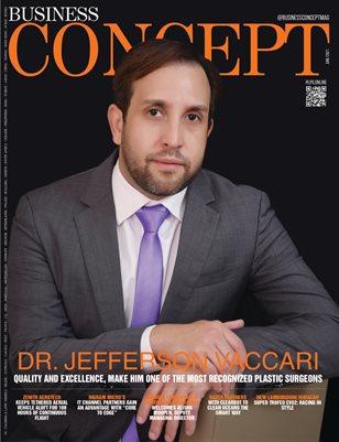 BUSINESS CONCEPT Magazine - DR. JEFFERSON VACCARI - June/2021 - #23