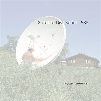 Satellite Dish 1985