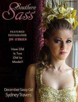 Southern Sass Magazine | Volume #1 Issue Four-December 1 2014