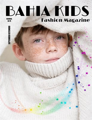 Bahia Kids Fashion Magazine September #3