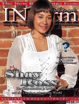 Shay Ross: New Beginnings