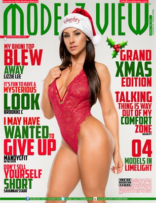 MODELZ VIEW DEC 2016 PART 1 - XMAS SPECIAL EDITION