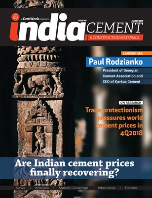 India Cement and Construction Materials #46: March 2019