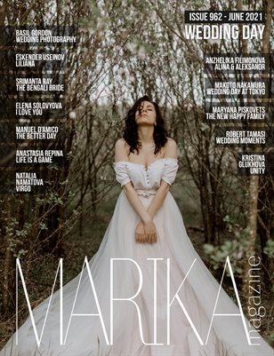 MARIKA MAGAZINE WEDDING DAY (ISSUE 962 - JUNE)
