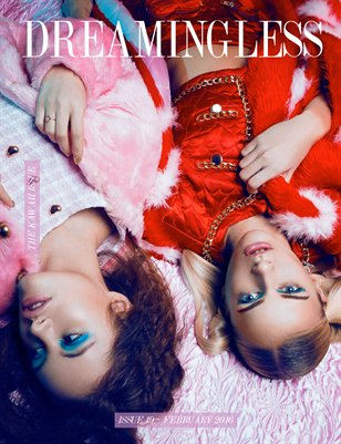 DREAMINGLESS MAGAZINE - THE KAWAII ISSUE - ISSUE 19.1