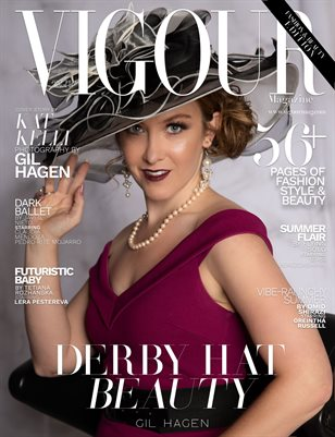 Fashion & Beauty   July Issue 01