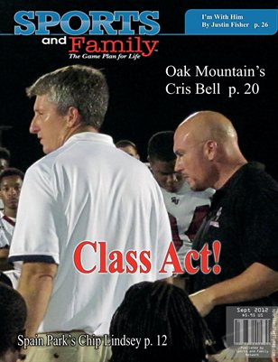 Sports and Family Sept 2012 Issue
