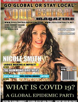 Soul Central Magazine #Edition 102 Nicole Smith