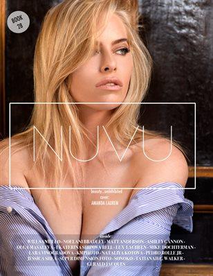 NUVU Magazine Book 28 ft. Amanda Lauren