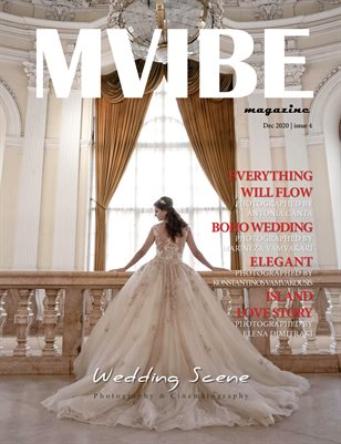 MVIBEmagazine Dec 2020 issue4 Wedding