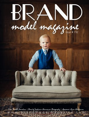 Brand Model Magazine  Issue # 192