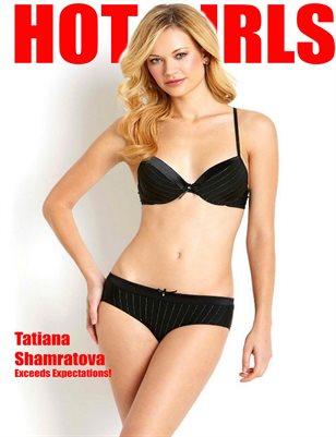 Hot Girls Magazine - July 2017 Issue