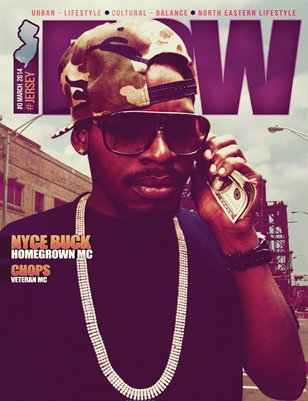 #JerseyFlow Magazine Vol.0 - NyceBuck Edition