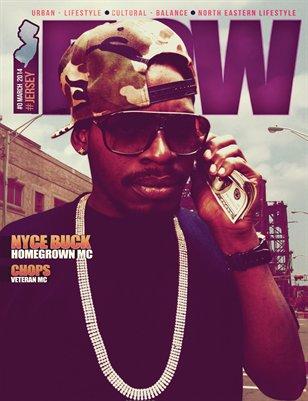#JerseyFlow Magazine Vol.0 - NyceBuck Edition