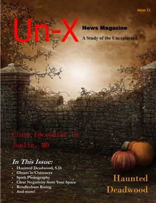 UnX News Magazine Issue 11 Fall 2014