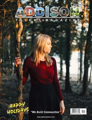 Addison Talent Magazine December 2016 Edition