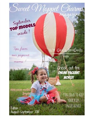 Sweet Moppet Charms Magazine Edition 1 ..