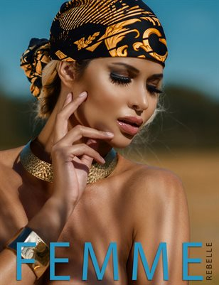 Femme Rebelle Magazine FEBRUARY 2018 - BOOK 3 - Jorg Otto Cover