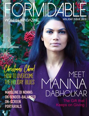 Formidable Woman Magazine December 2019 Holiday Issue