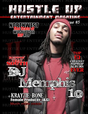 Hustle Up Ent Magazine Issue 5