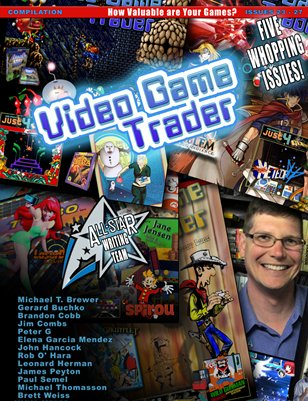 Video Game Trader Compilation: Issues 23-27