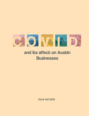 COVID and its affect on Austin businesses