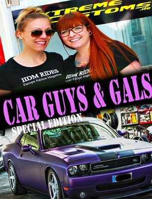 Car Guys & Gals Europe Edition