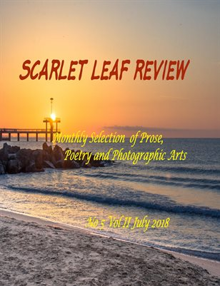 Scarlet Leaf Review July 2018 Issue