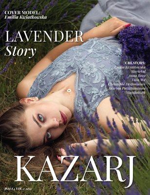 KAZARJ MAGAZINE ISSUE 4 VOL.2 2021