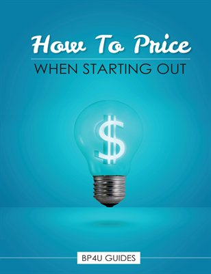 How To Price When Starting Out In Photography