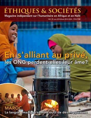 Magazine Éthiques et Sociétés (Juin/Août 2014- 22)