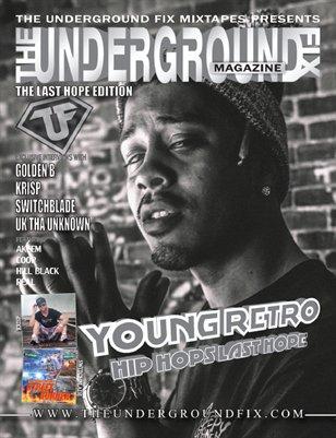 The Underground Fix Magazine 'The Last Hope' Edition