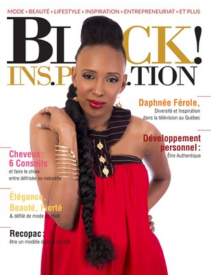 Black Inspiration Magazine Printemps-Été 2015