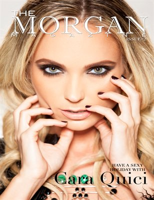 The Morgan Magazine ISSUE#2