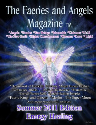 Summer 2011 Edition: Energy Healing!