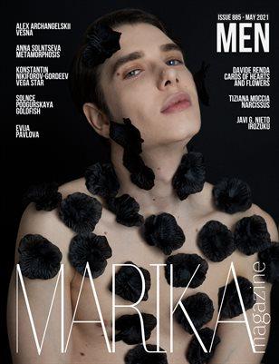 MARIKA MAGAZINE MEN (ISSUE 885 - MAY)