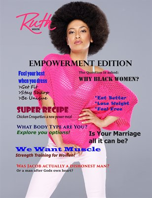 Ruth Magazine Empowerment Edition 1