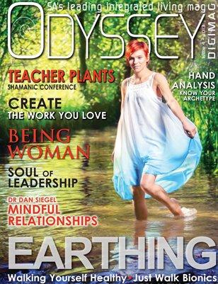 Odyssey Magazine Issue 4