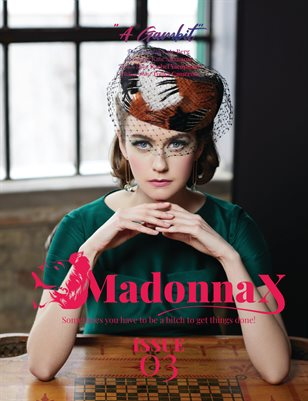 Madonna X Issue No.03 Vol02