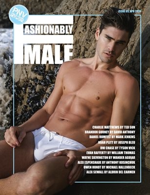 PnVFashionablymale Magazine Issue 05