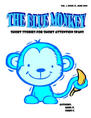 The Blue Monkey, Vol. 1J