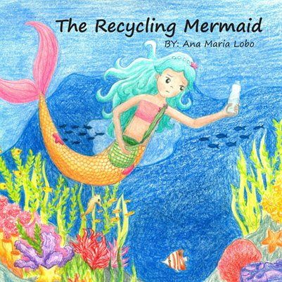 The Recycling Mermaid