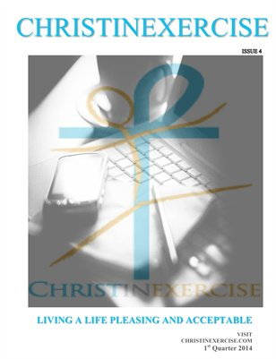 Christinexercise Magazine issue #4